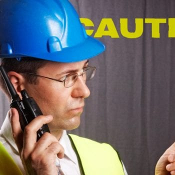 Picture of Health and safety professional