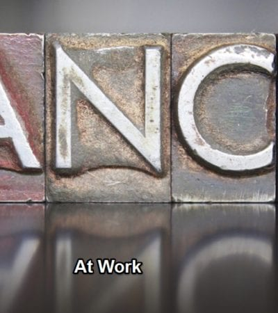 Dealing with Cancer at Work - word cancer