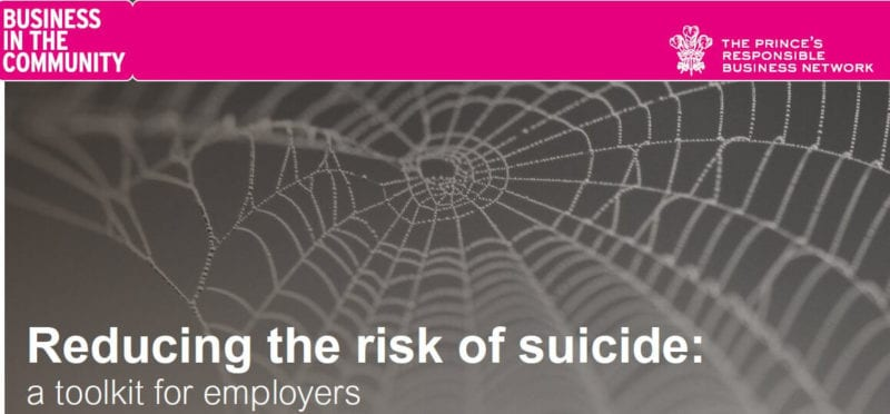 Front Cover: Suicide Prevention Toolkit