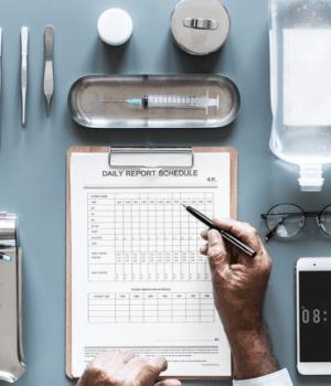 medica instruments, treatment stuff